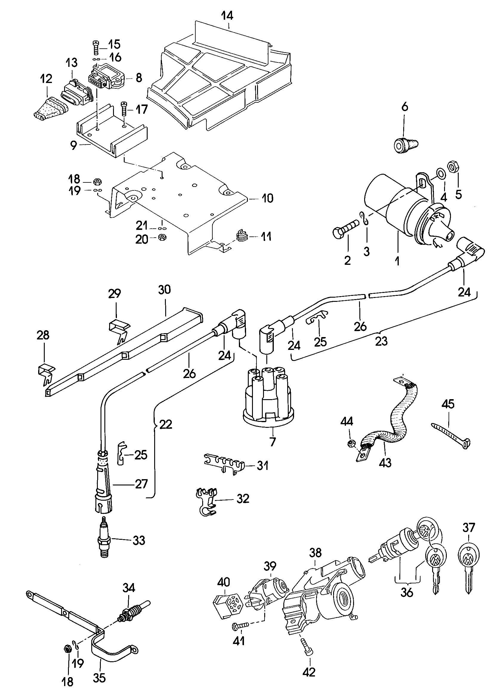 Volkswagen Jetta Current Railsel Eng Transistor