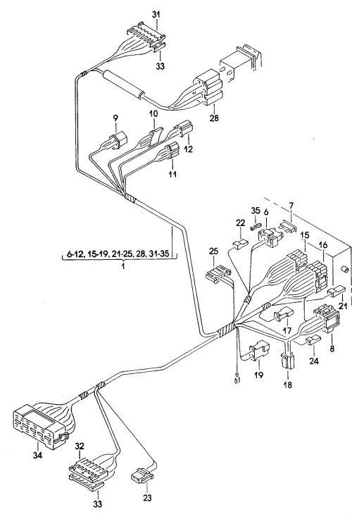 small resolution of 2006 volkswagen passat air conditioning diagram 2000 passat fuse panel wiring diagram 2006 jetta fuse diagram