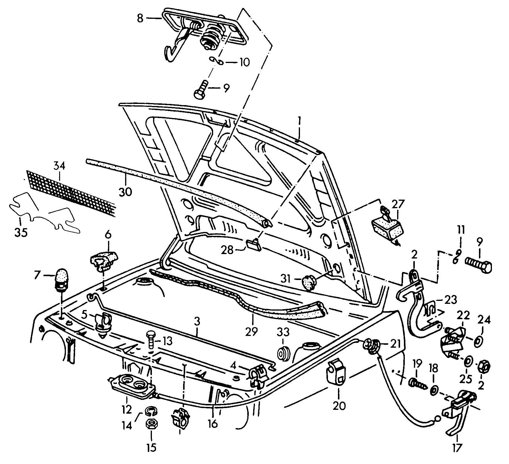 vw eos parts diagram 1992 dodge dakota fuse box body auto wiring