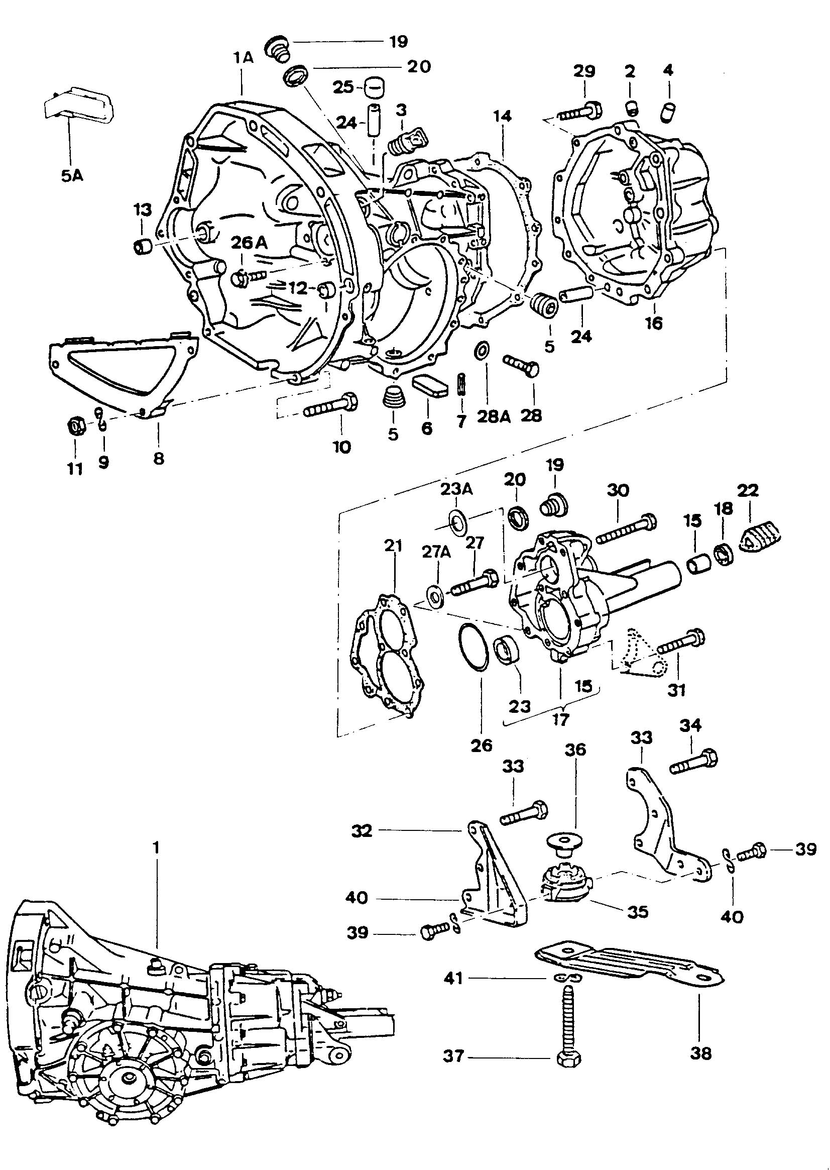 Service manual [1992 Volkswagen Riolet Manual Transmission