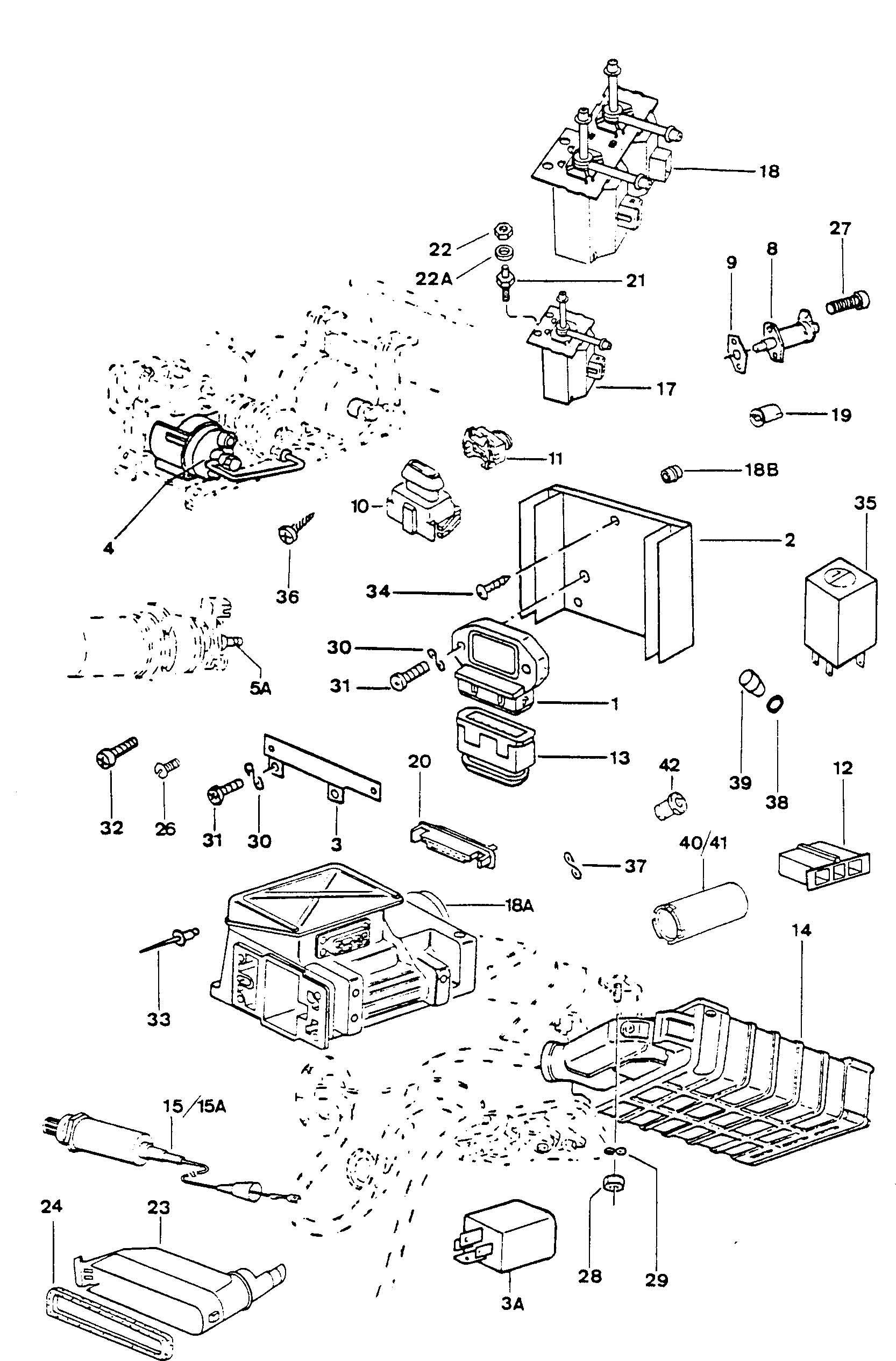 Volvo 1985 Dl 240 Wiring Harness. Volvo. Auto Wiring Diagram