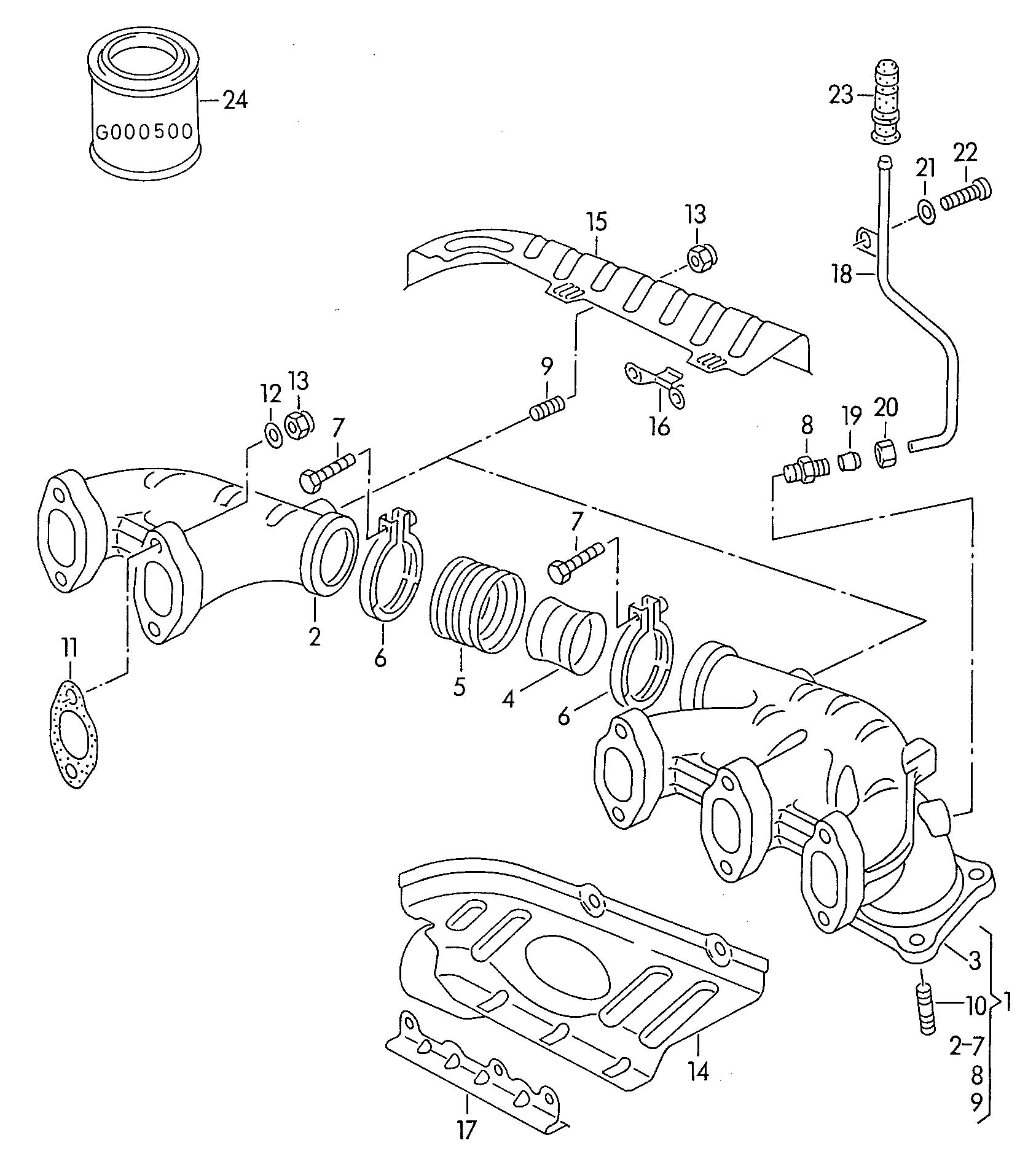 Vw Eurovan 5 Cylinder Engine Diagram. Diagram. Auto Wiring