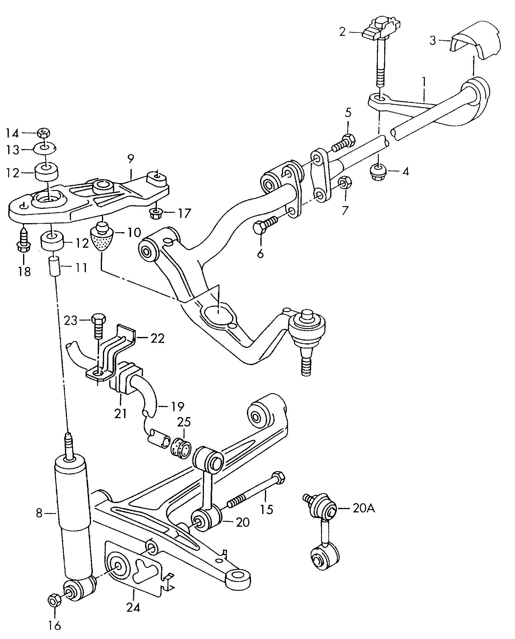 vw eos parts diagram cat6 wiring 2000 jaguar xjr fuse toyota