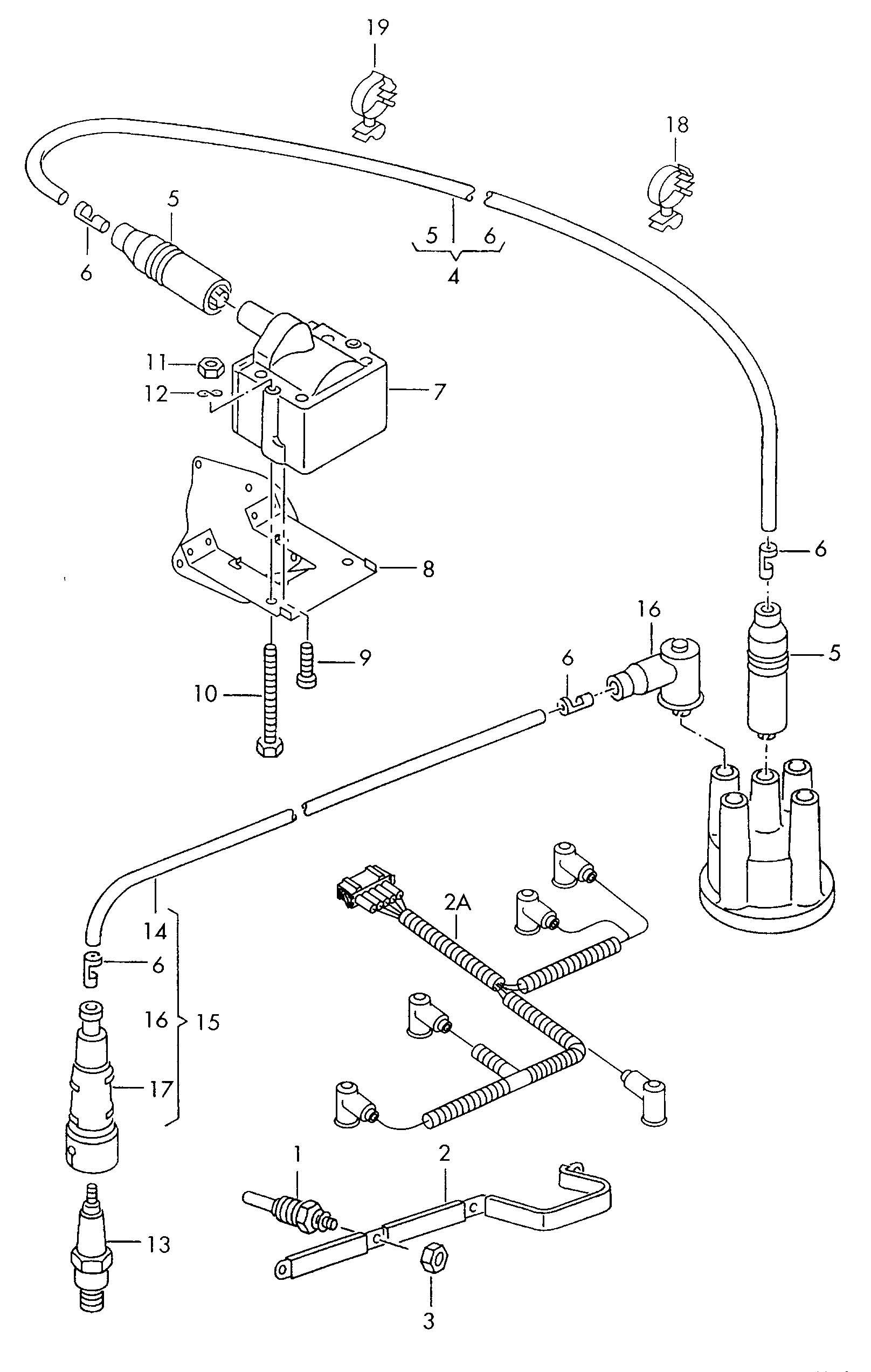 2000 Ford ranger 3.0 spark plug wiring diagram