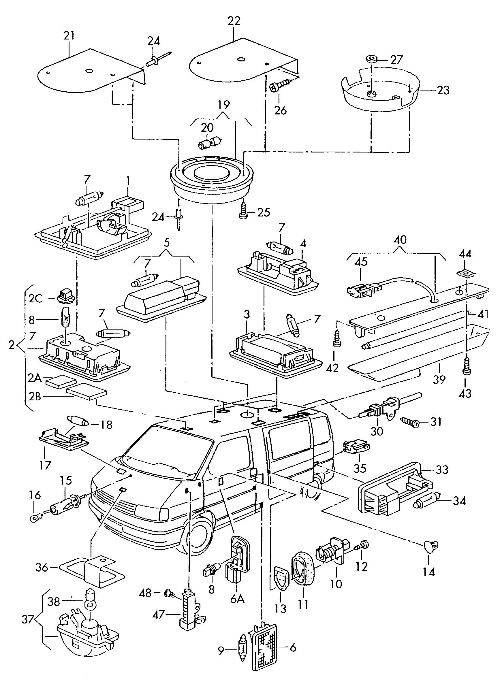 2009 volkswagen tiguan engine diagram