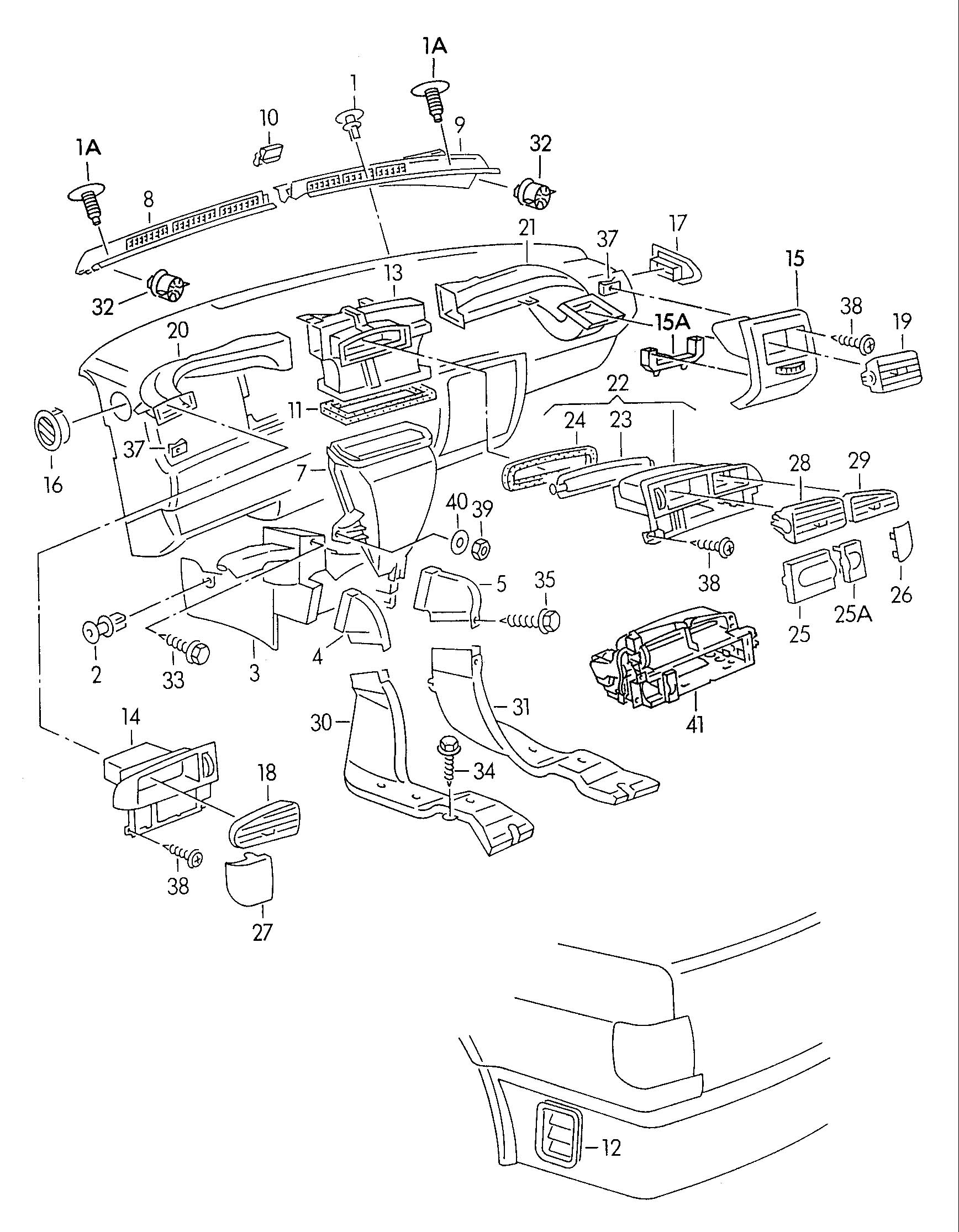 2000 Vw Cabrio Convertible Fuse Box. Diagram. Auto Wiring
