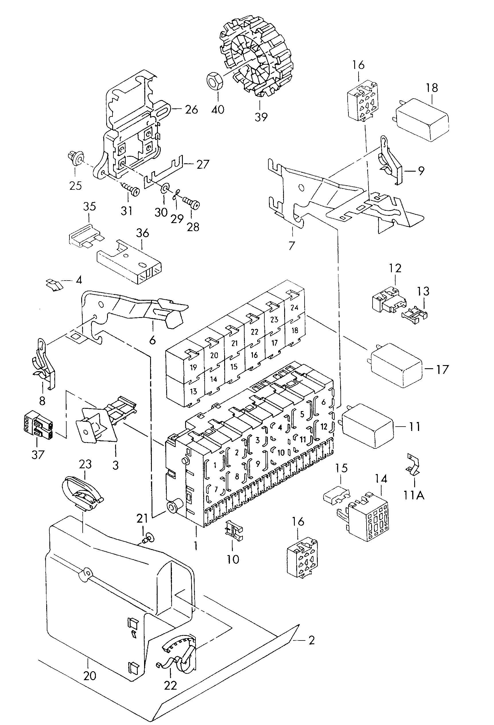 vw eos parts diagram wiring trailer 7 pin plug jetta sportwagen 2011 fuse imageresizertool com