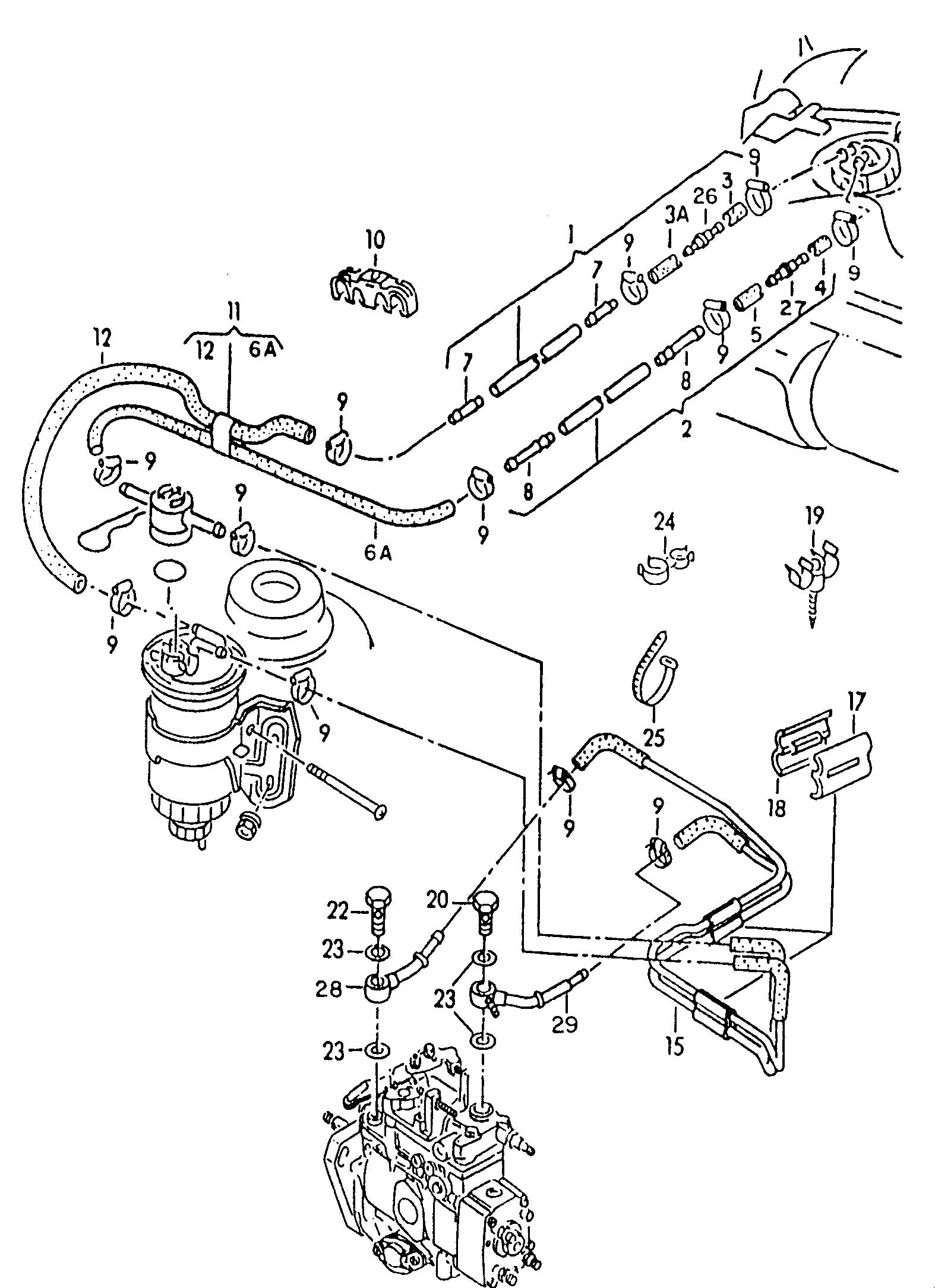 Volkswagen W8 Engine Diagram. Volkswagen. Auto Wiring Diagram