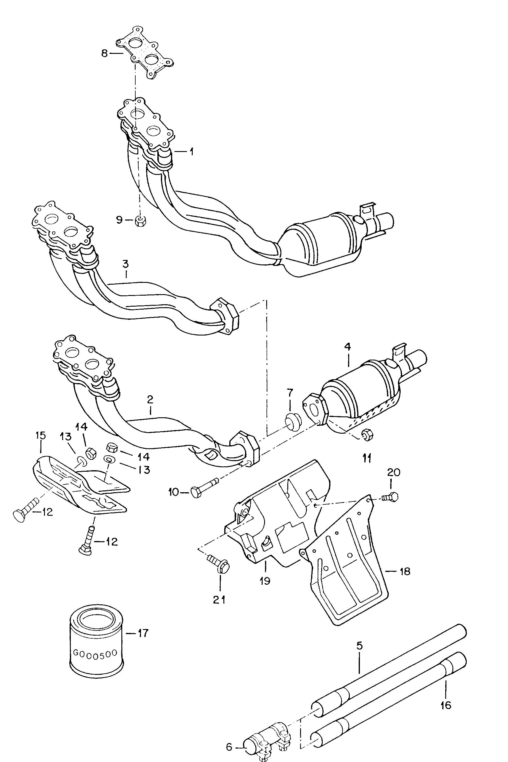 2001 Vw Jetta 1 8t Serpentine Belt Diagram