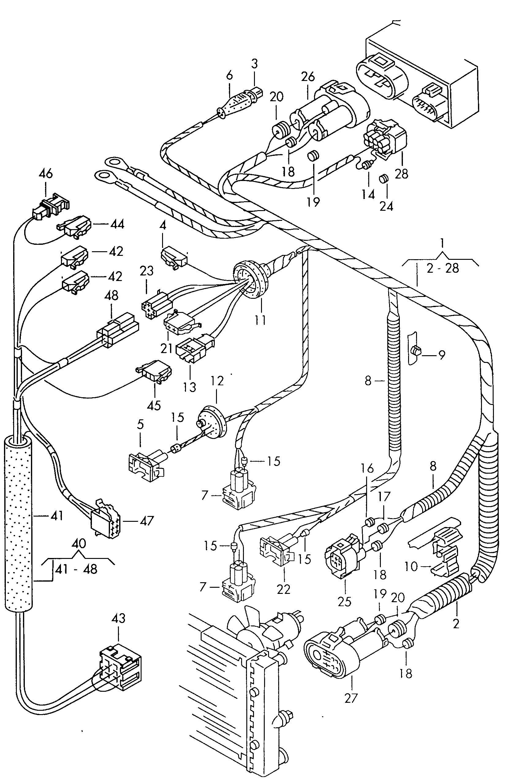 U Haul 4 Way Flat Trailer Wiring Diagram, U, Free Engine