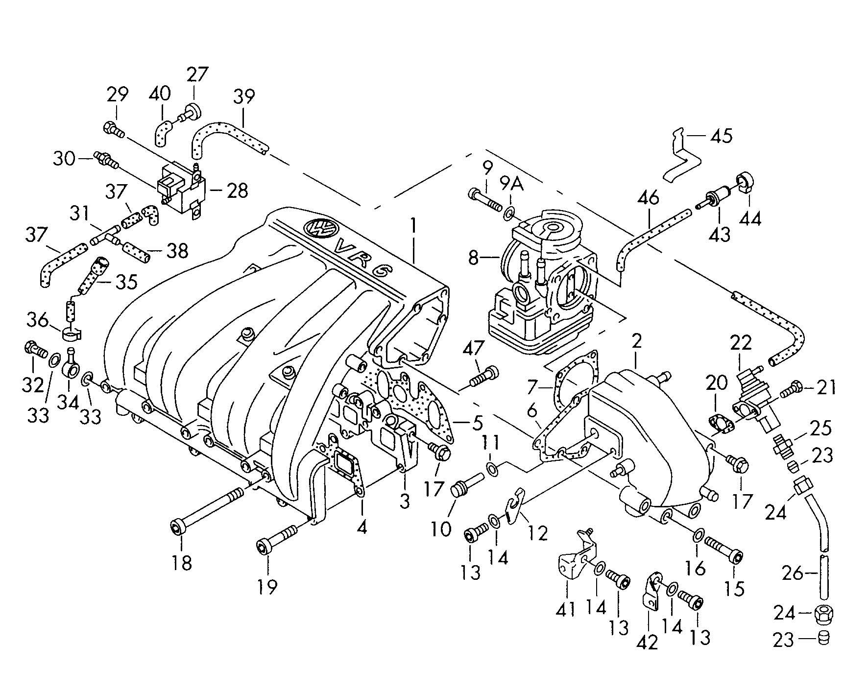 1996 Volkswagen Pat Wiring Diagrams. Volkswagen. Auto