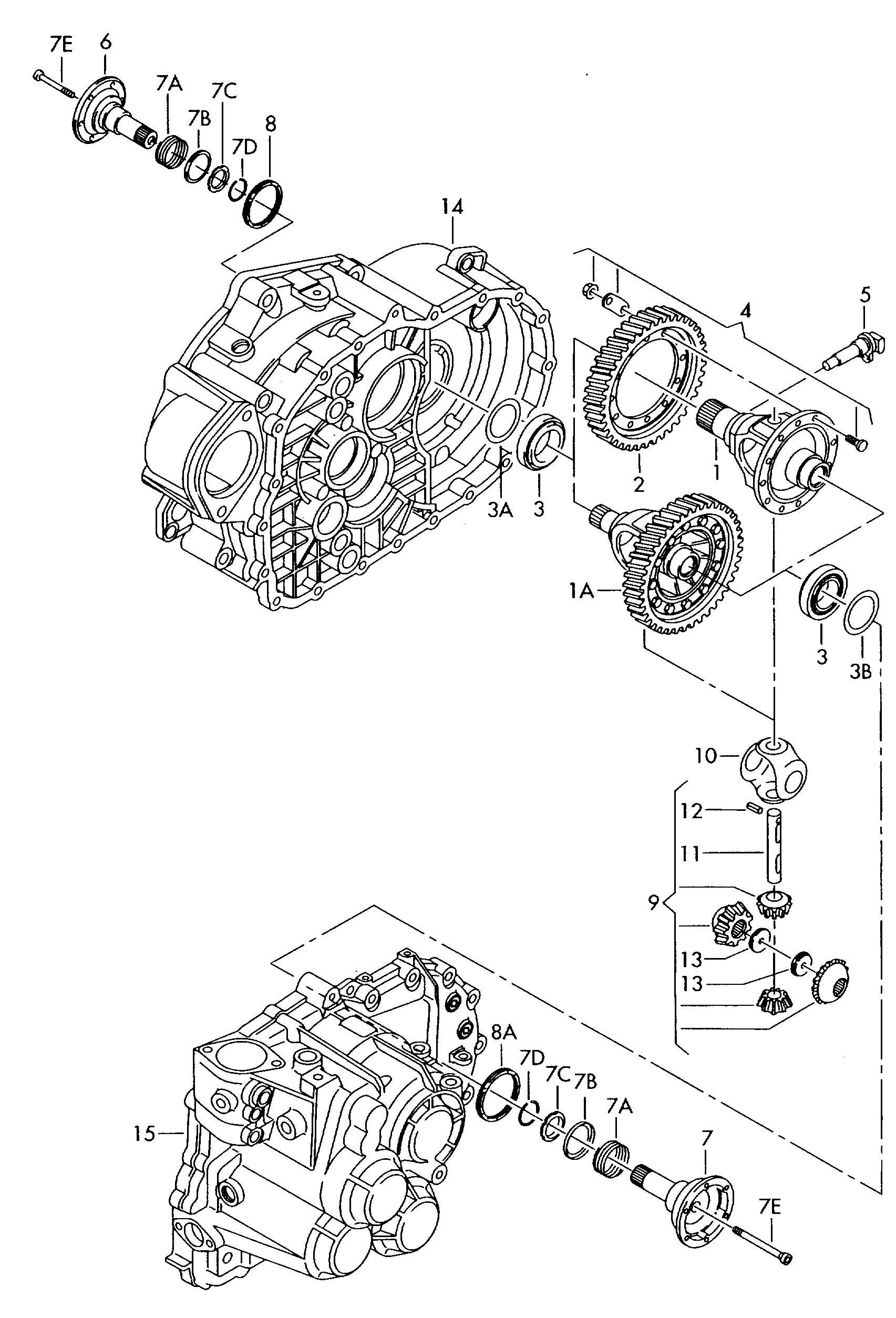 2000 Saturn Manual Transmission Parts Diagram, 2000, Free