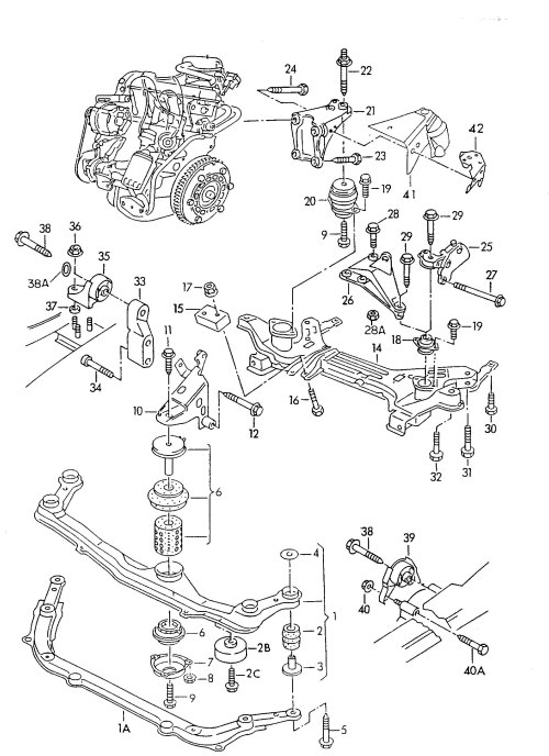 small resolution of 2003 jetta 2 0 engine diagram