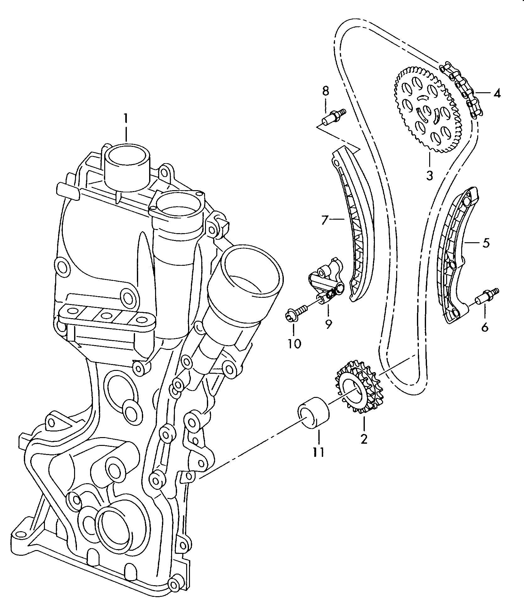 Volkswagen Timing Chain