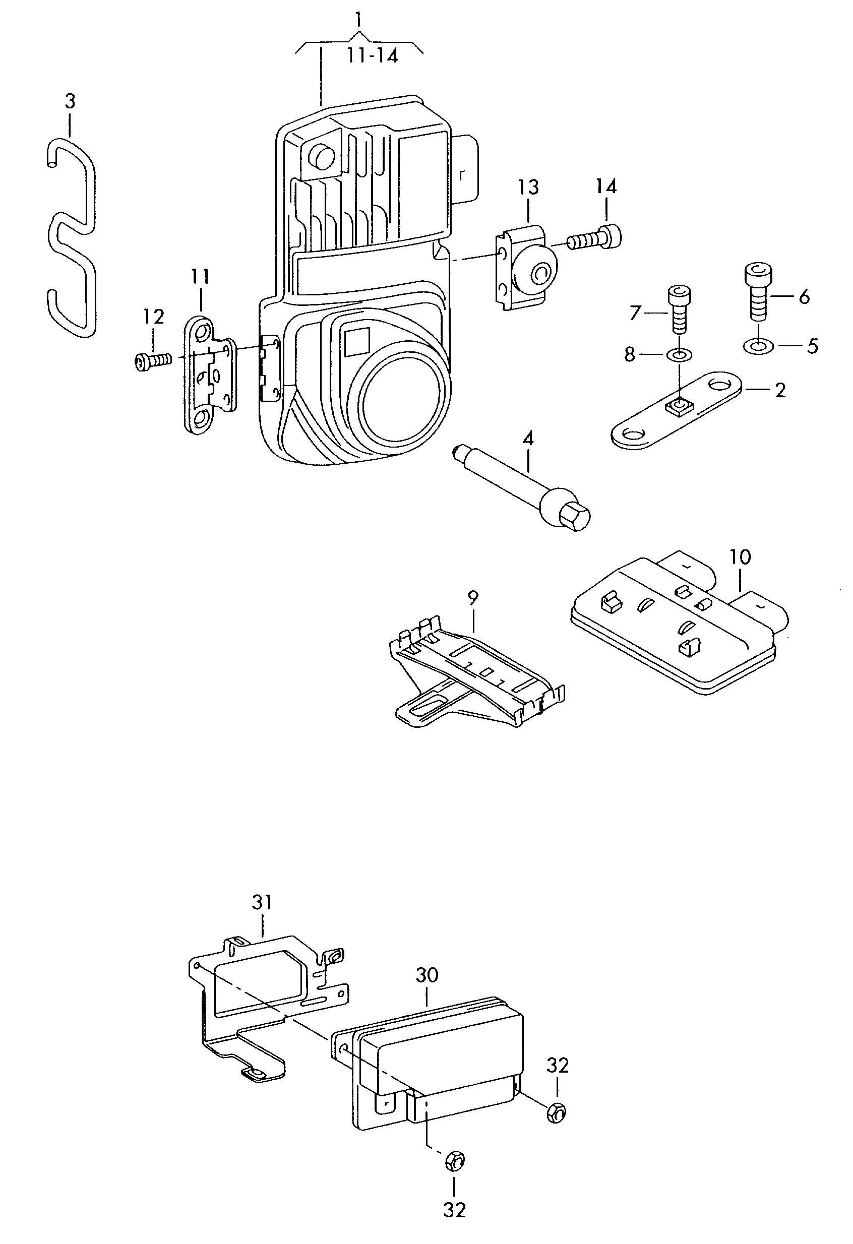 Parts: Parts Radar
