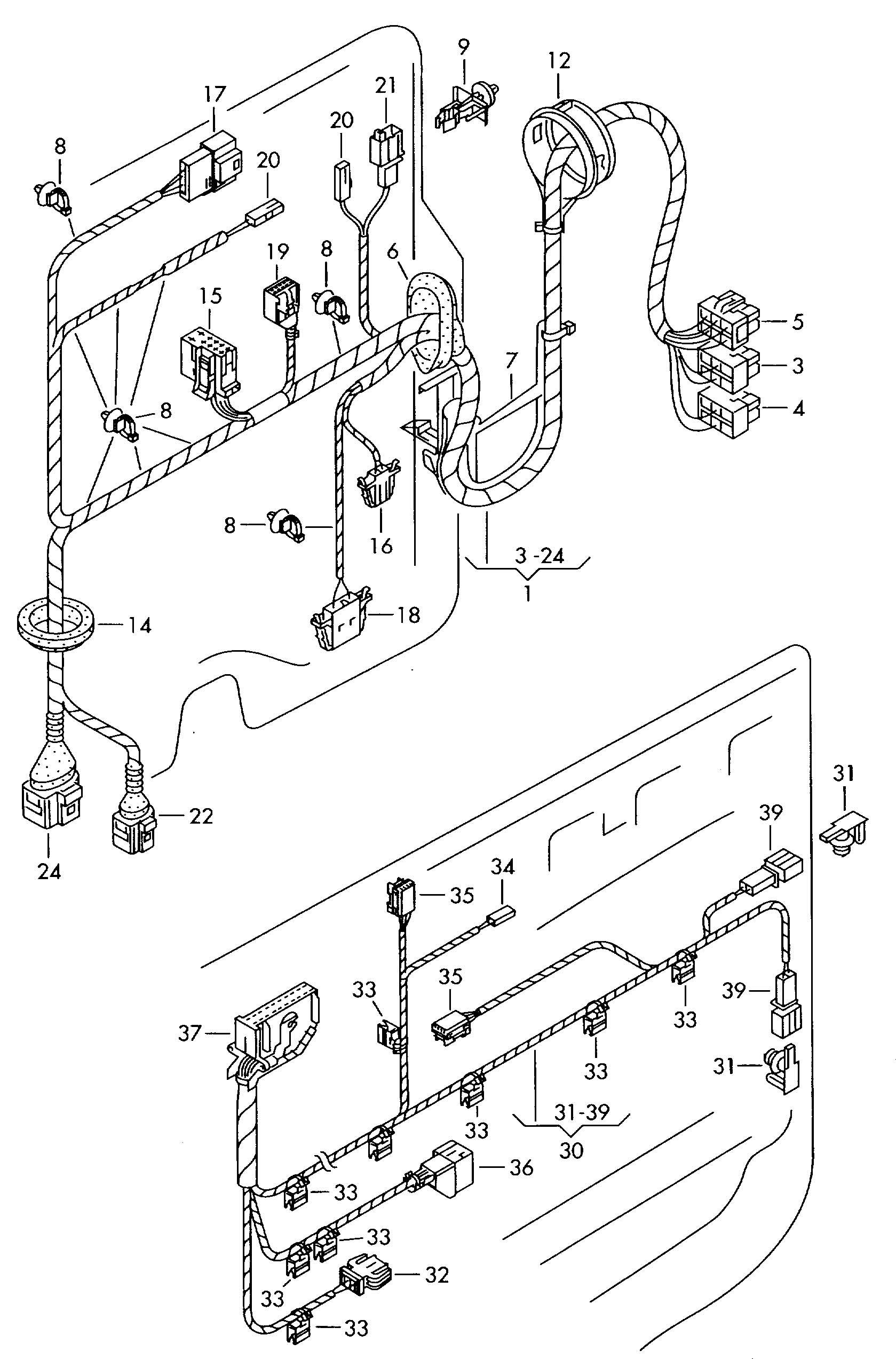 Battery Harness Adapter