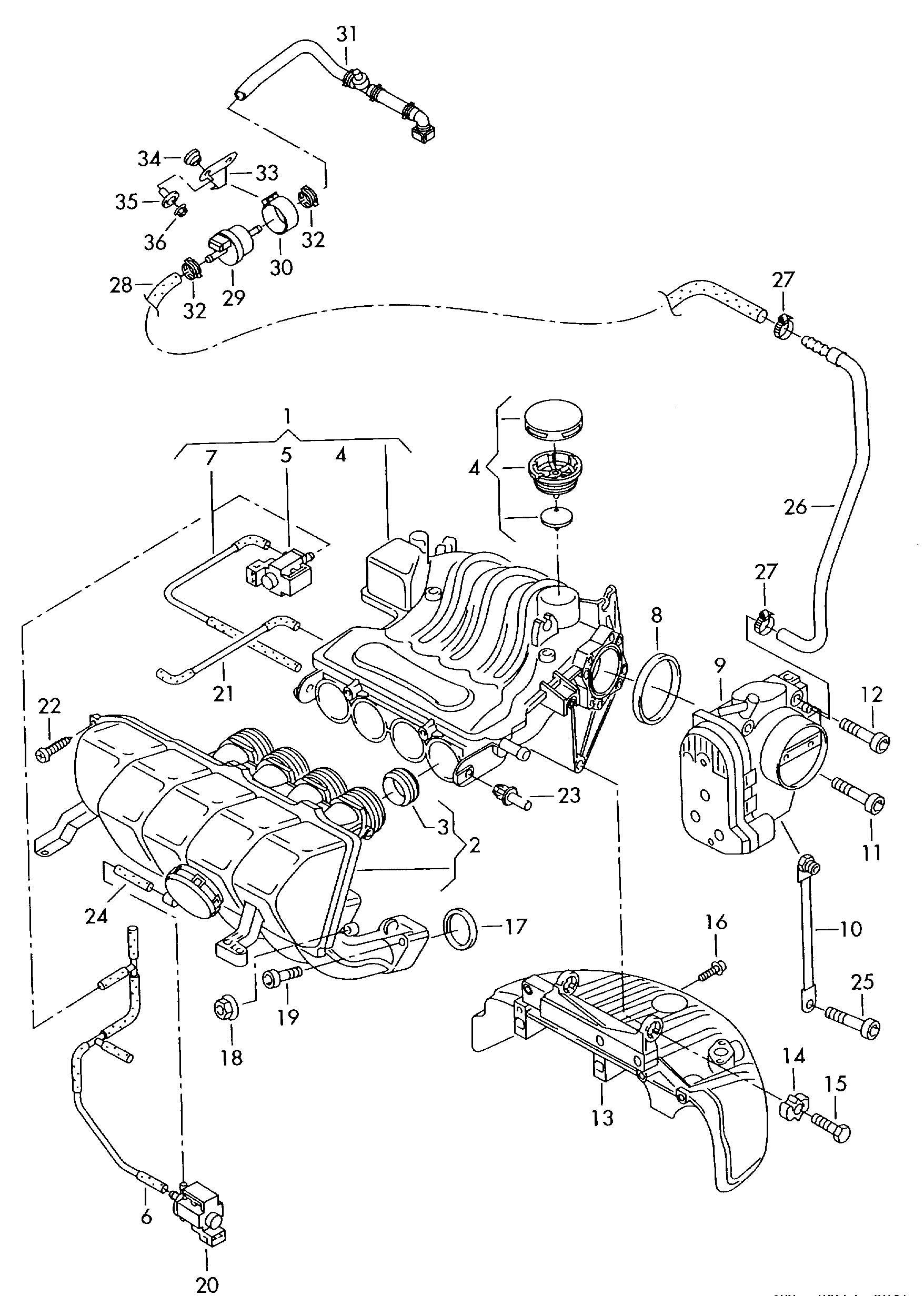 Vw Gti Engine Diagram