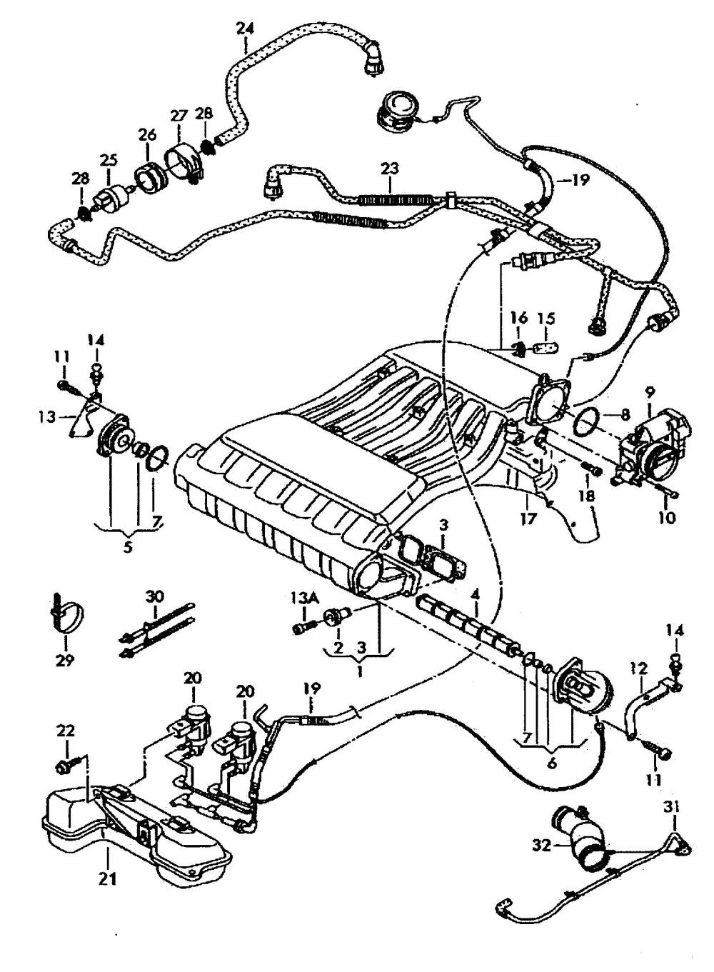 medium resolution of 24v vr6 jetta engine diagram wiring diagram yer 24v vr6 engine diagram 4 manualuniverse co