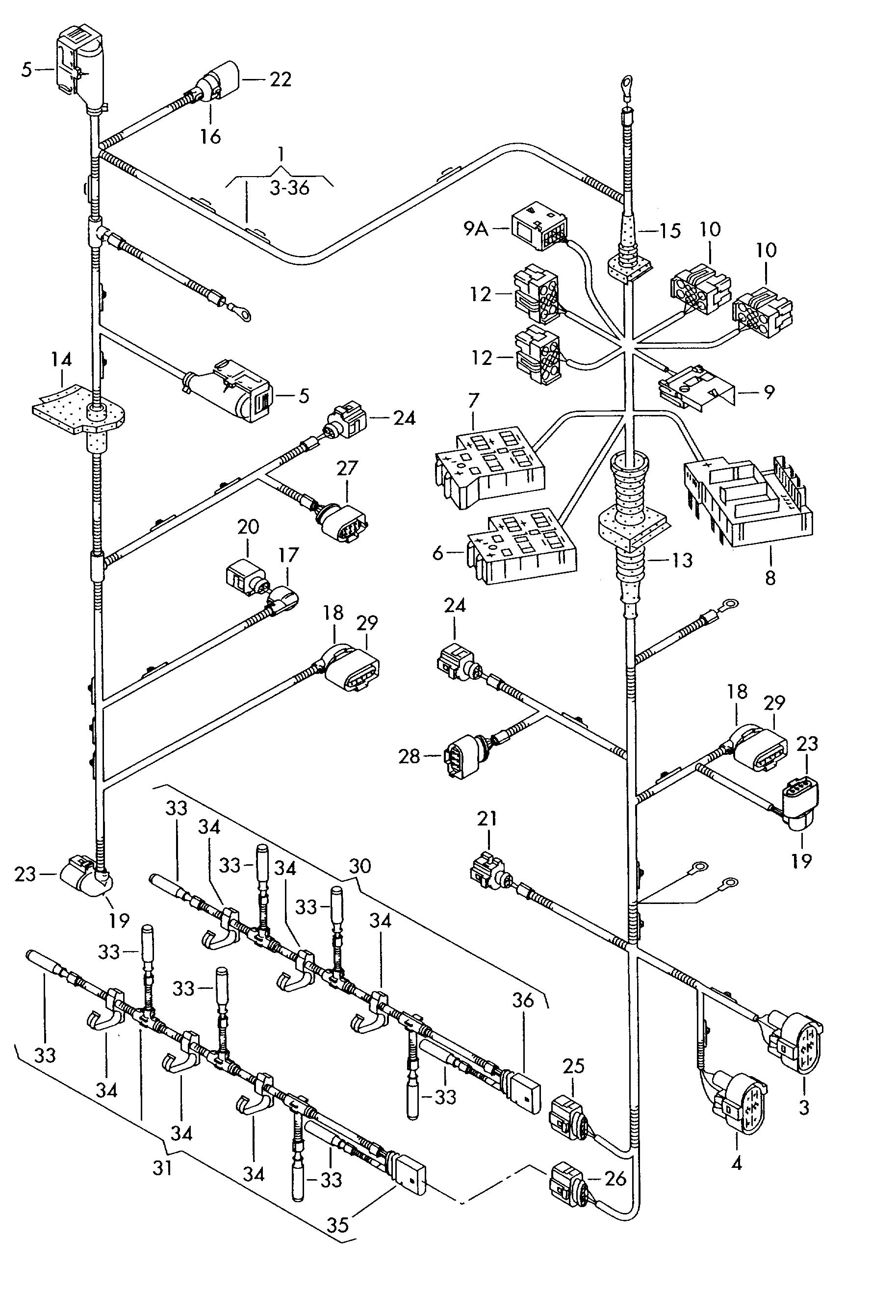 Ford Fusion Headlight Switch Wiring Diagram