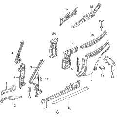 Vw New Beetle Parts Diagram 5 Pin Bowling Youtube Volkswagen Body Imageresizertool Com