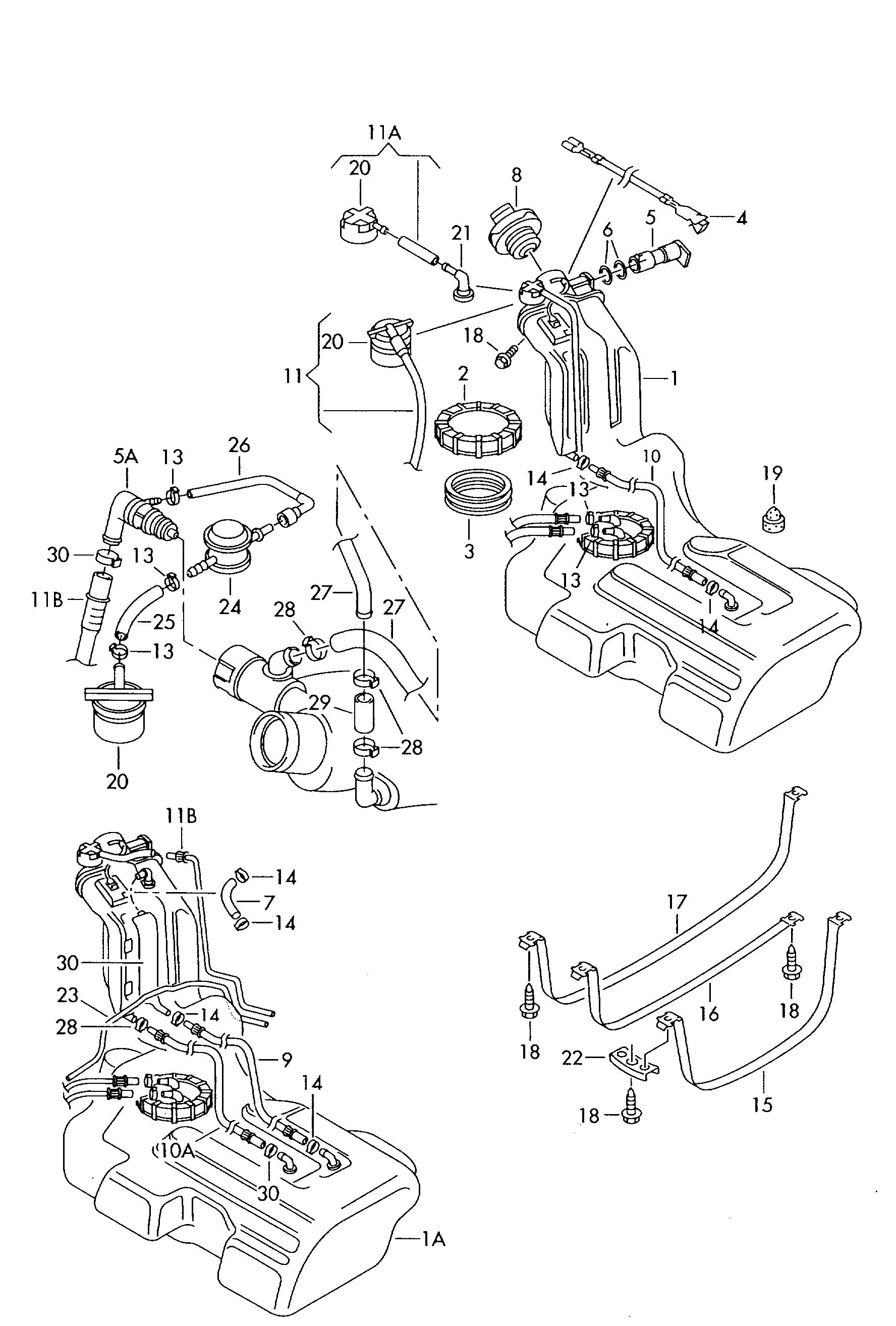 1999 vw passat engine diagram western golf cart wiring parts pictures to pin on pinterest