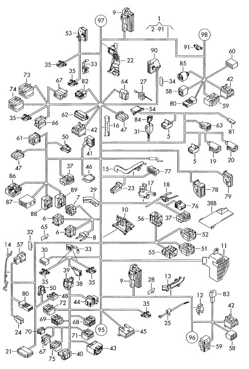 small resolution of rabbit wiring harness wiring diagram motorcycle