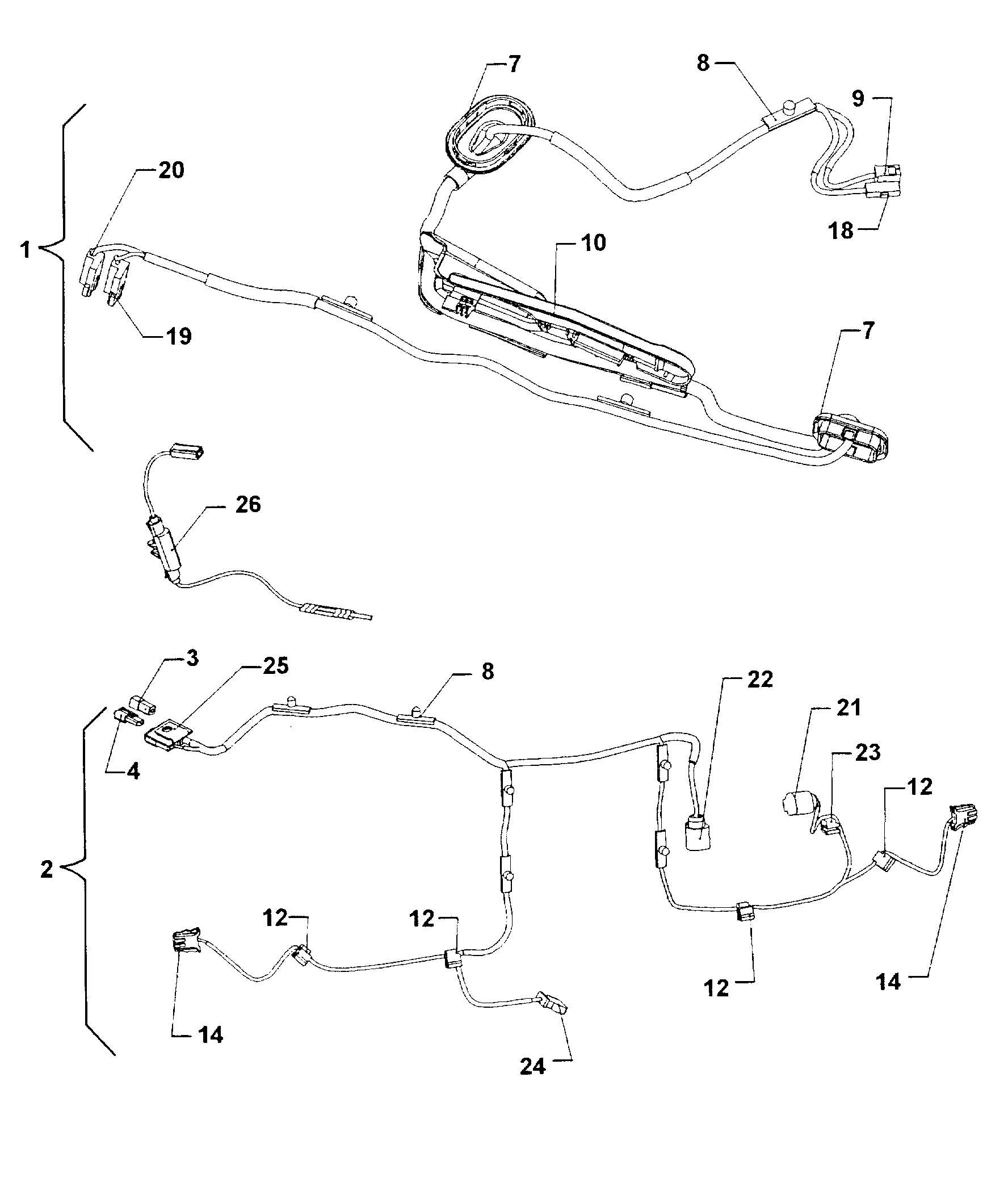 Volkswagen Golf Variant Air Conditioner Compressor Aerial