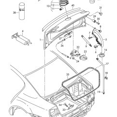 Vw Eos Parts Diagram Remote Start Vehicle Wiring Diagrams Volkswagen Engine And
