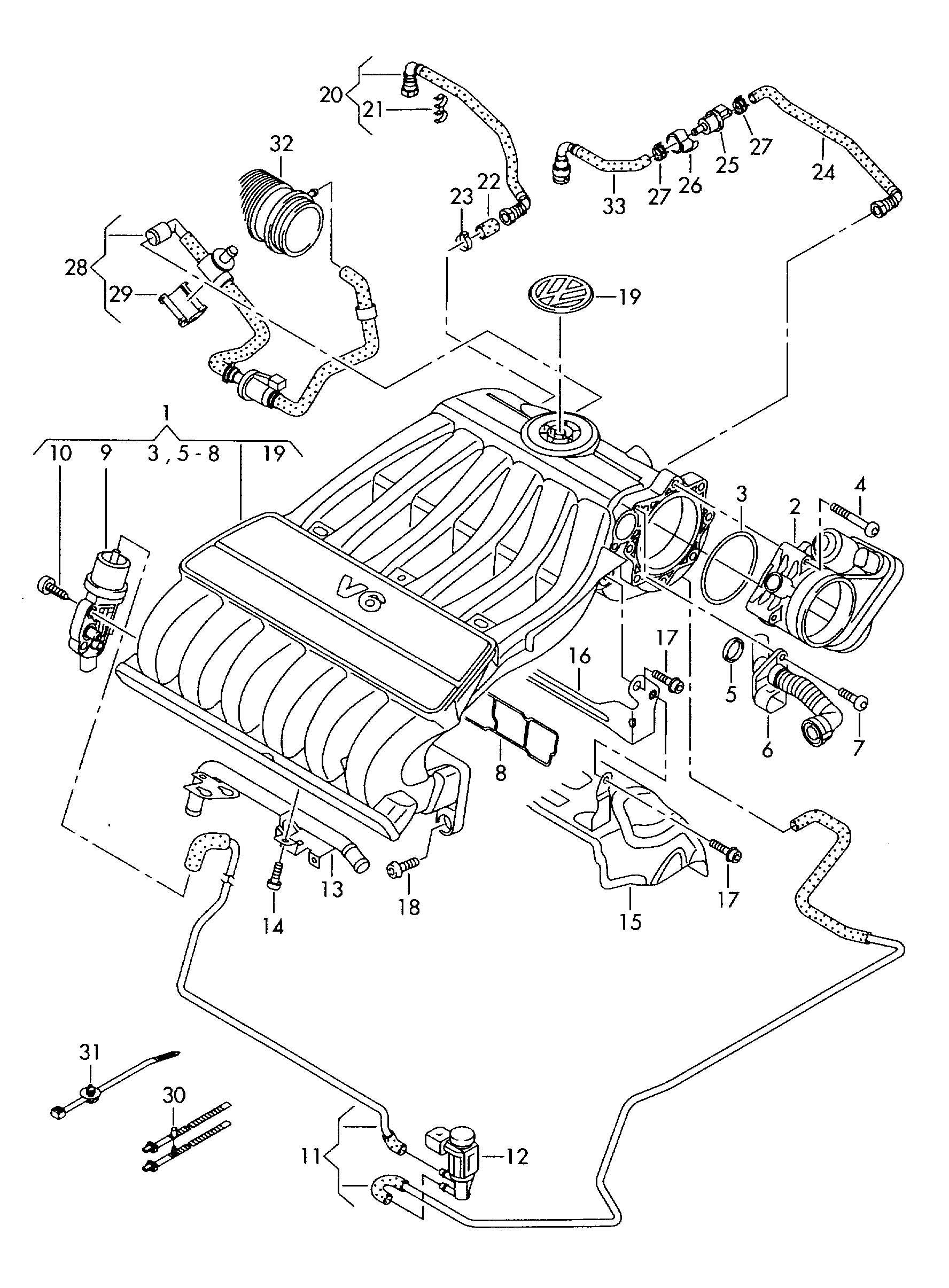 Service manual [2009 Audi Q7 Head Bolt Removal Diagram