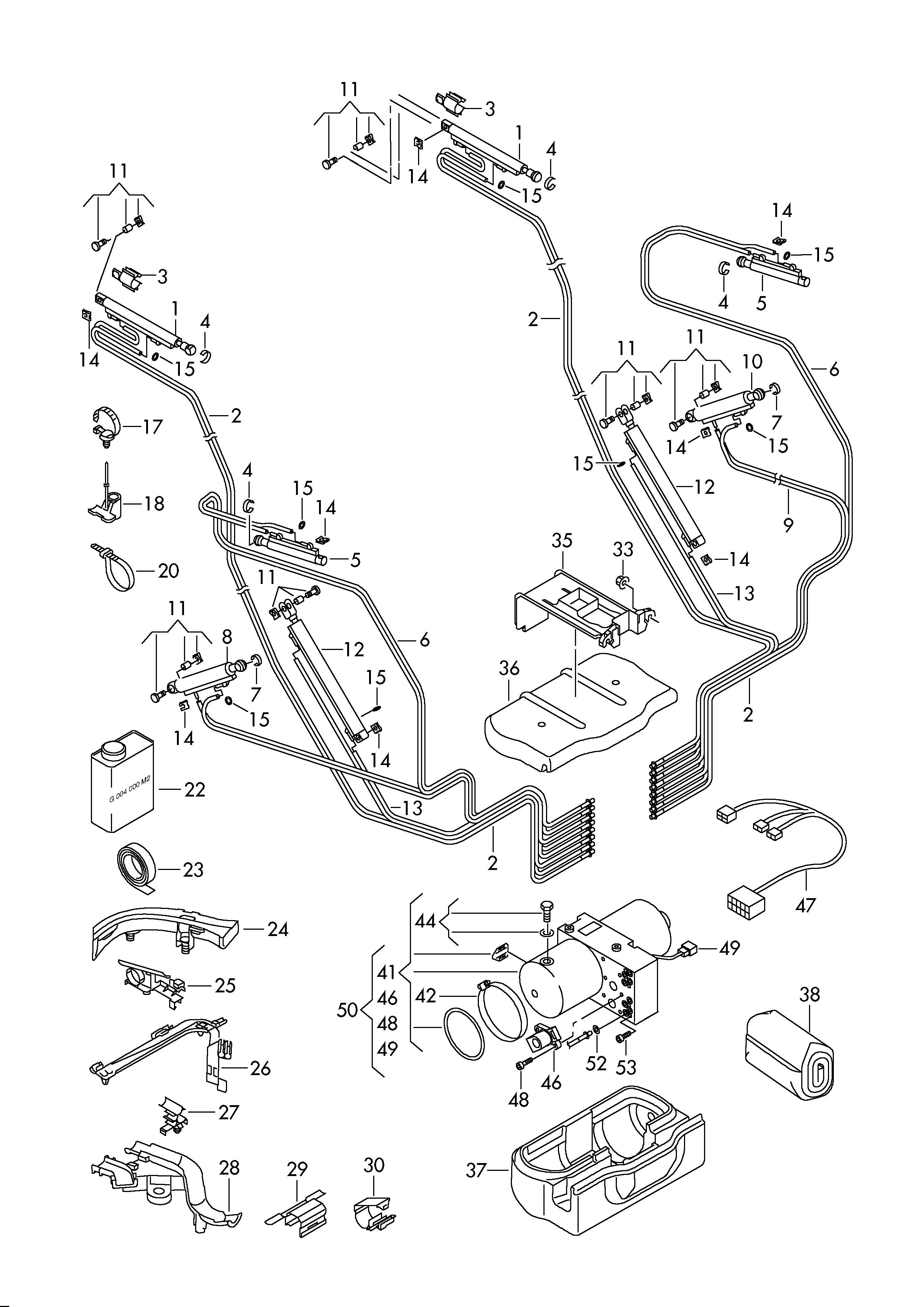 vw eos parts diagram tongue taste body auto wiring