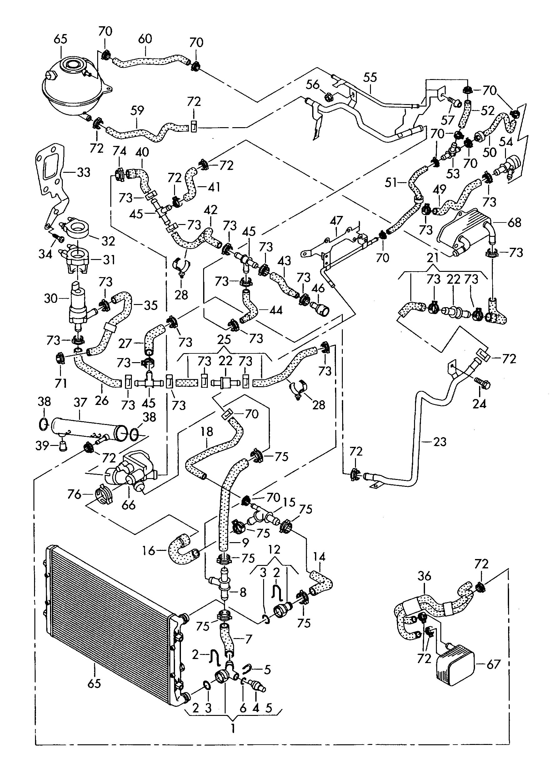 vw eos parts diagram dodge ram 1500 fuse box 2008 wiring source showassembly on
