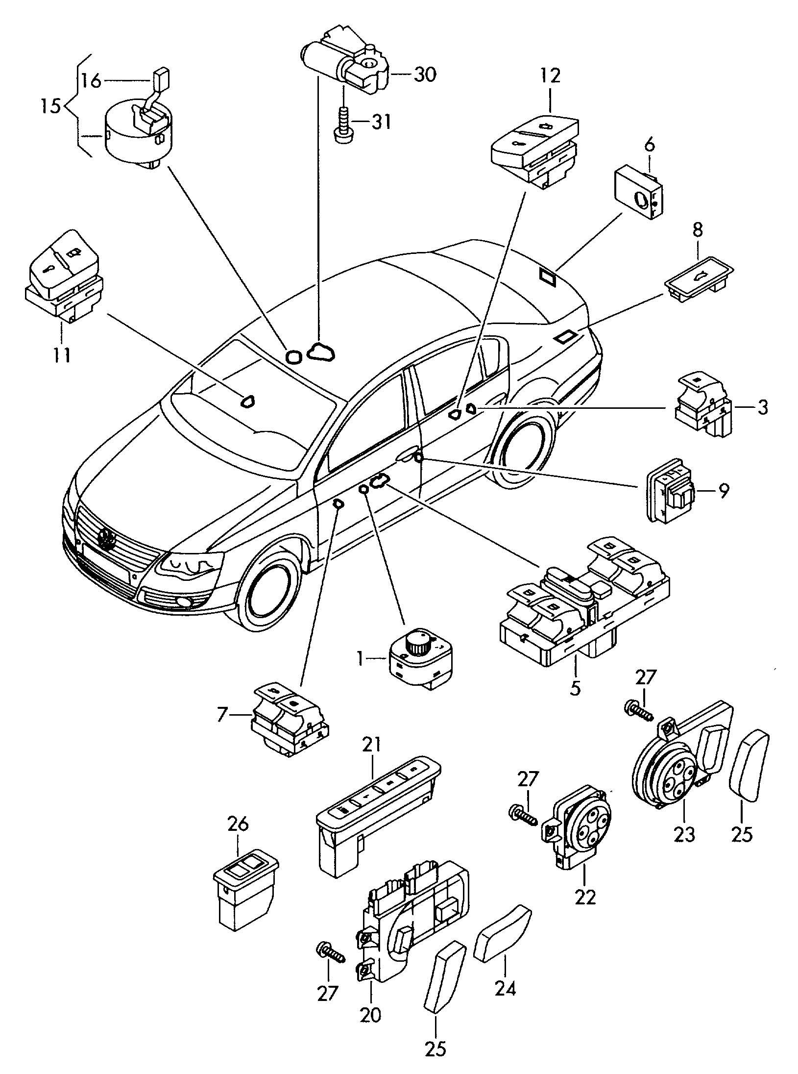 Add In A Vw Bus Fuse Box. Diagrams. Auto Fuse Box Diagram
