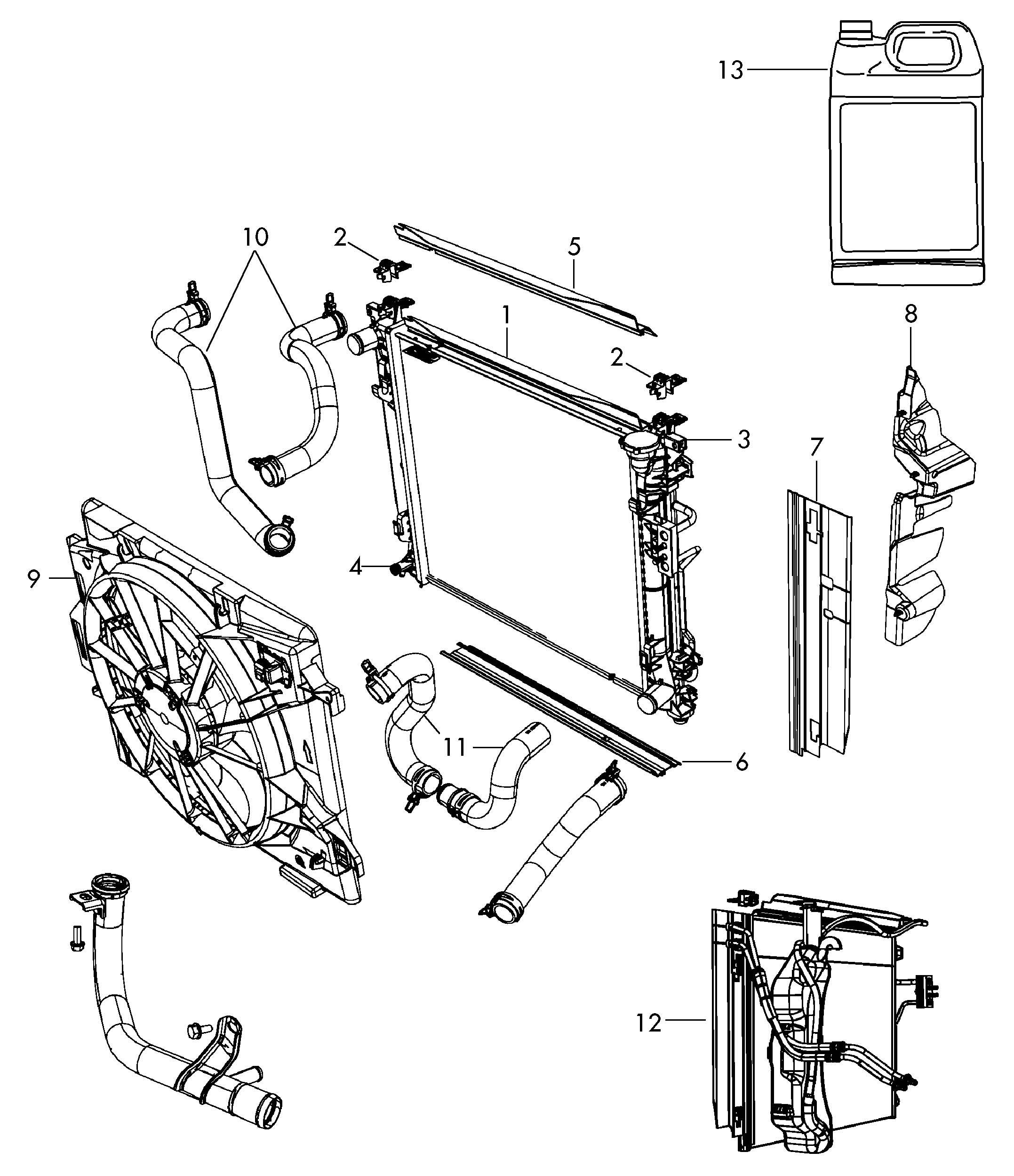 Volkswagen Beetle Radiator Drain Plug, Volkswagen, Free