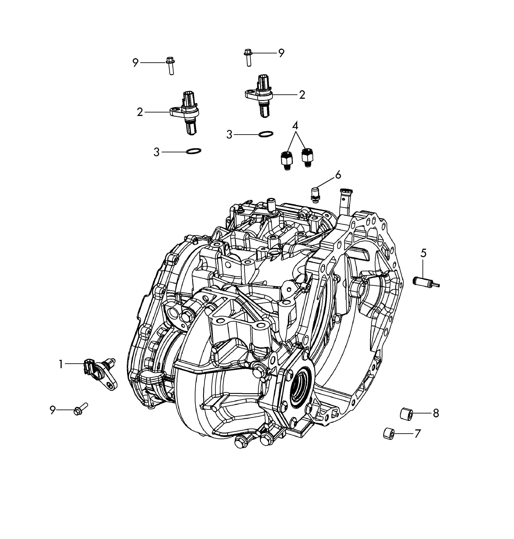 2009 Volkswagen Routan Parts Diagram. Volkswagen. Auto