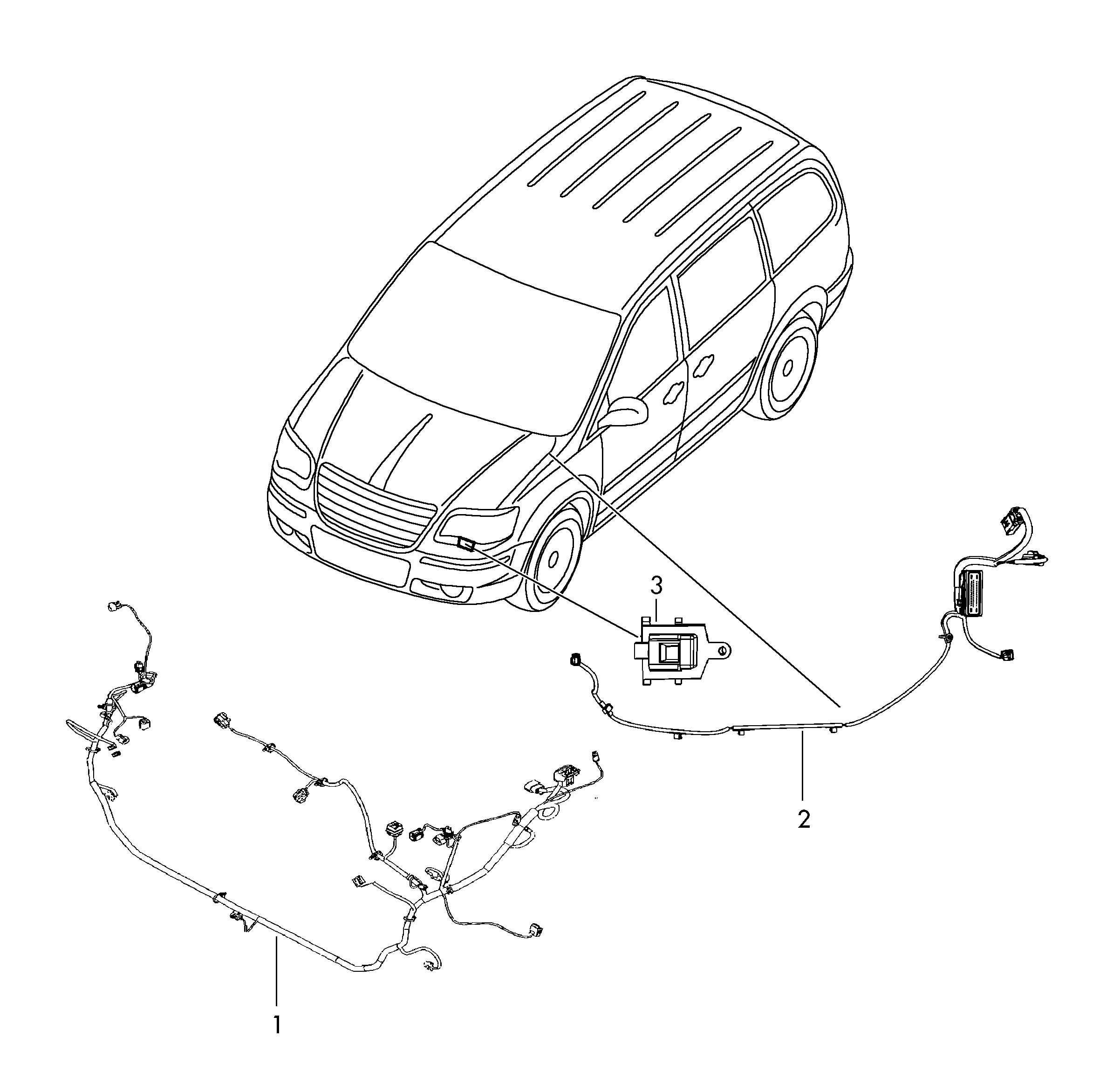 Volkswagen Routan Series Resistor For Radiator Fan Series Resistance Resistance