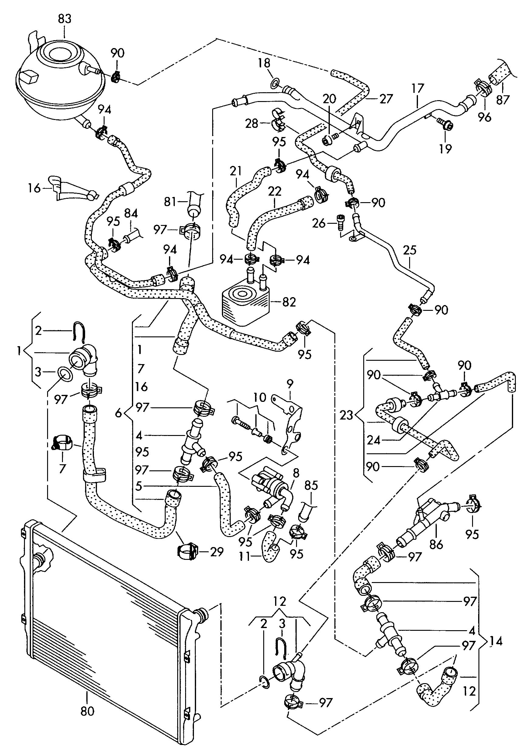 Ford Ranger Parts Diagram
