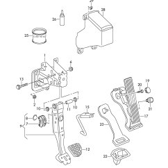 Vw Golf Mk4 Parts Diagram 2007 Ford Fusion Radio Wiring R32 Volkswagen Automatic Transmission And