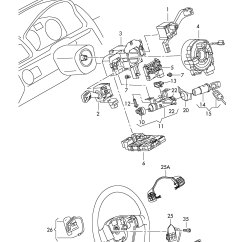 Vw Golf Mk1 Ignition Wiring Diagram Thermodisc 7135 Volkswagen Rabbit Switch