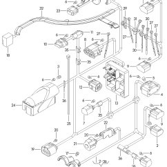 Vw Coil Wiring Diagram 7 Pin Color Code Ignition On Bug Electronic
