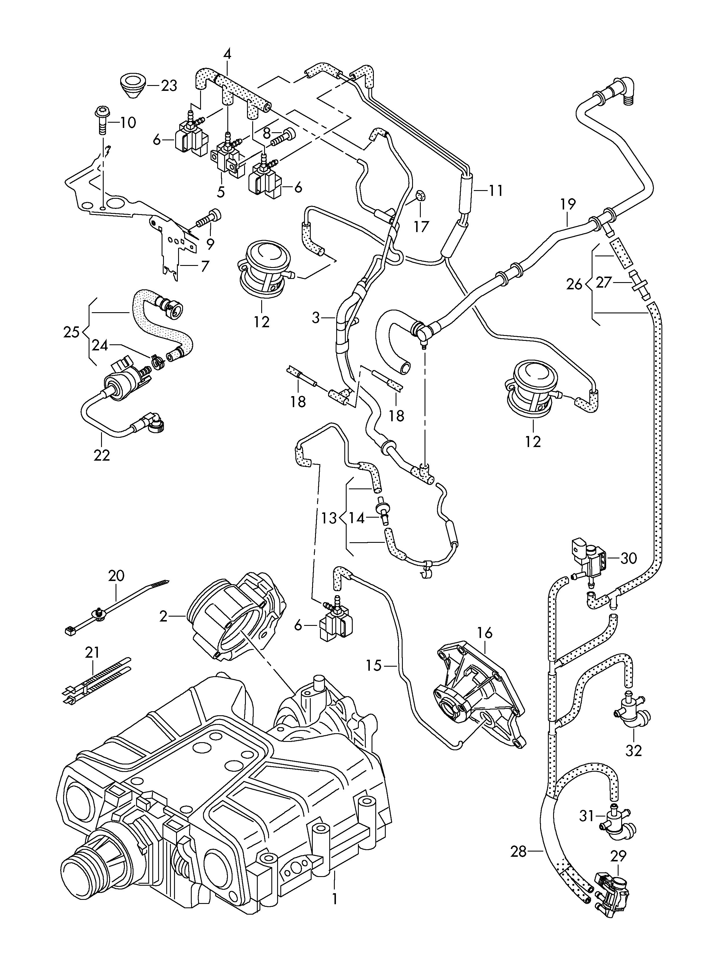 Vw Routan Engine Diagram. Diagram. Auto Wiring Diagram