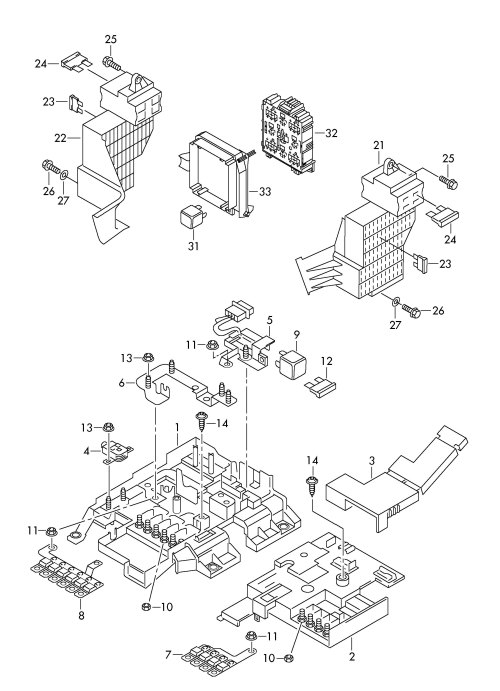 small resolution of  volkswagen routan interior parts likewise 2009 vw cc engine diagram together with 2004 volkswagen touareg serpentine
