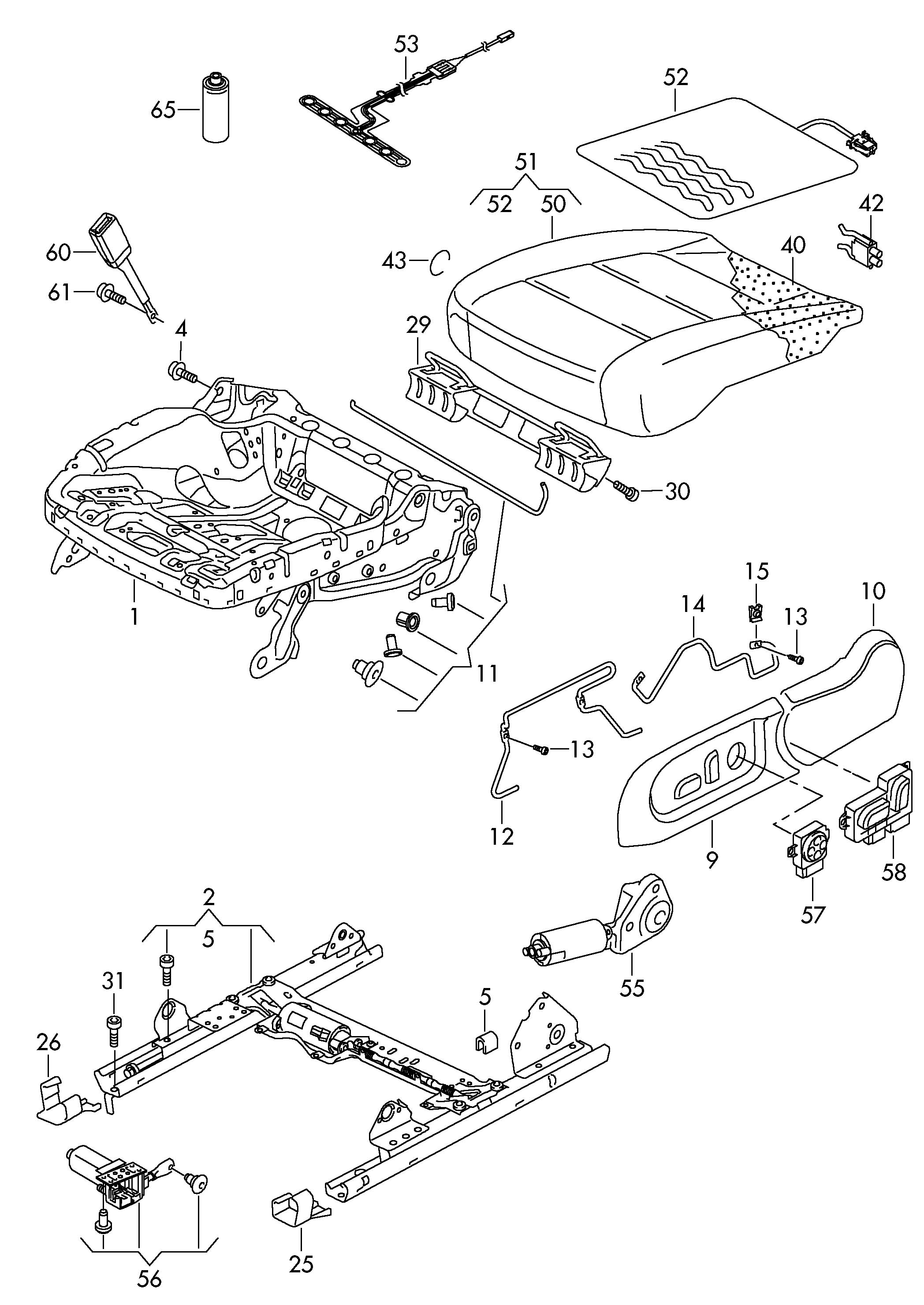 vw eos parts diagram sony cdx r3000 wiring new transmission 2002 gti and fuse box