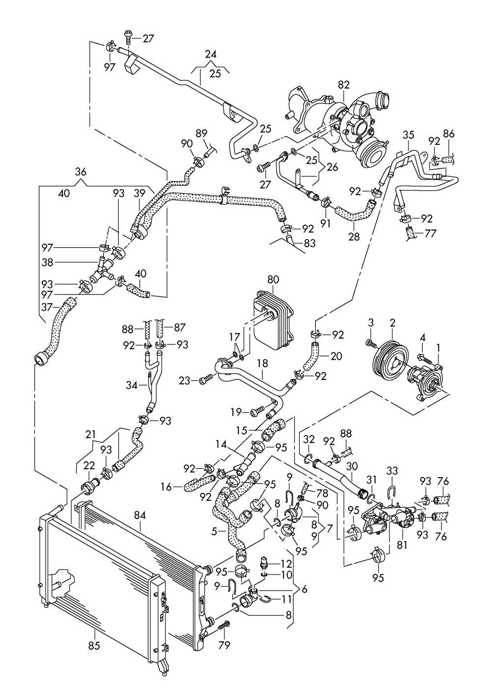 medium resolution of 2002 volkswagen pat engine diagram u2022 wiring diagram for free 4 cylinder engine diagram v6 engine