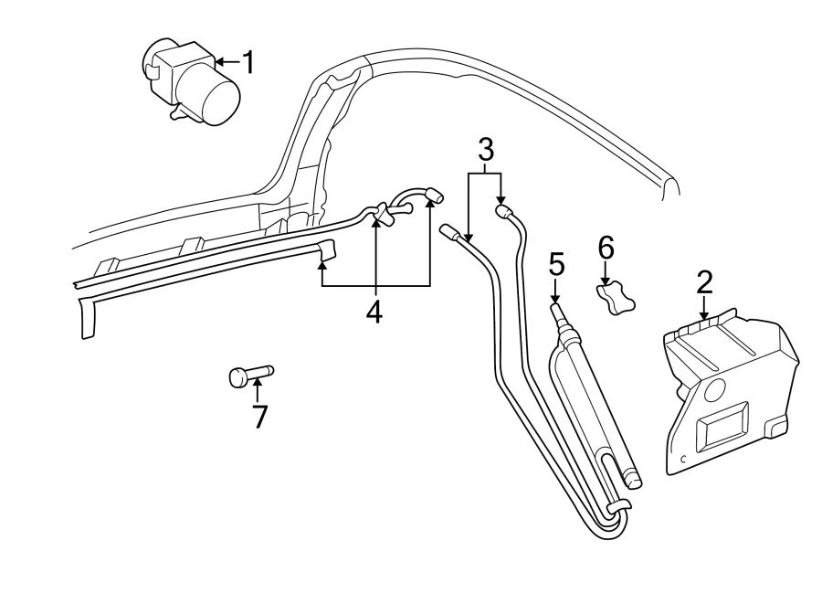 Volkswagen Cabrio/Cabriolet Hydraulic pump. HYDRO PUMP