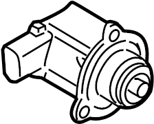 Volkswagen Passat Cut-off valve only for:. SHUT OFF VALVE