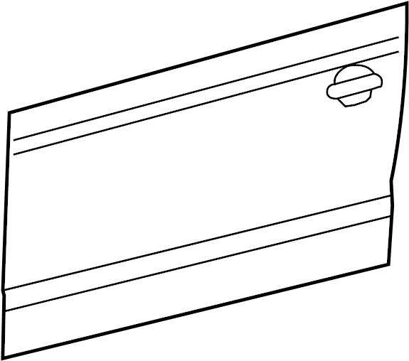 Volkswagen Jetta Door outer skin also use:. DOOR OUTER