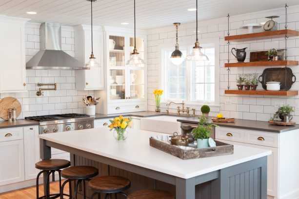 5 white subway tile gray grout facts