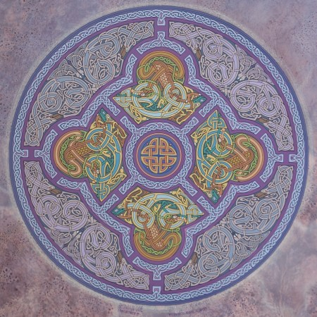 Aeonian, Celtic knotwork, celtic knot, book of kells, the book of kells, Irish manuscripts, Irish myth, irish legend, irish mythology, irish, ireland, jim fitzpatrick