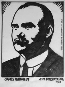 James Connolly, Irish Revolutionary, Irish Revolutionaries, Ireland, Irish, Jim FitzPAtrick