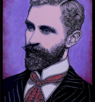 Sir Roger Casement, Irish Revolutionaries, Irish revolutionary, Jim FitzPatrick, Ireland, Easter 1916, Easter Rising, Irish.
